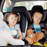 kids in hot car