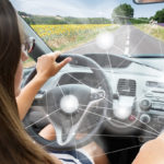Advanced auto safety in self-driving car